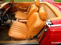 używany Mercedes 280 inny -BENZ1971 RED 6 CYLINDER BENZ. 170KM 160715KM