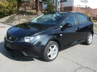 używany Seat Ibiza 1.2dm 70KM 2013r. 61 000km