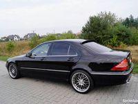 używany Mercedes 320 S KlasaCDI Xenon Skóra Wentylowana Piękny 2005