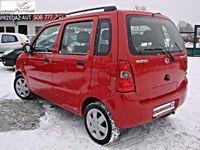 używany Suzuki Wagon R+ AGILA * JAK NOWY * 1 WLASCICIE