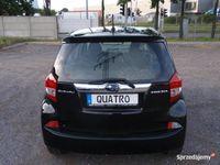używany Subaru Trezia S 1.4D4D 90Ps 6-Biegów