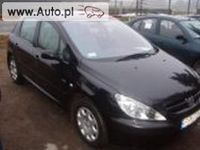 używany Peugeot 307 1.6 2004r. ABS ręczna klima.