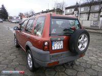 używany Land Rover Freelander I 1,8 benzyna LPG 4 X 4
