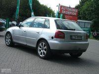 używany Audi A3 I (8L) 1.8+GAZ Sekwencja 5-drzwi Automat Zamiana