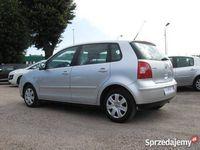 używany VW Polo IV 1.2 B I Właściciel,Bezwypadkowy,Serwisowany.