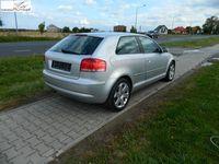 używany Audi A3 TDI KLIMATRONIC ALU