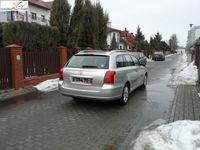 używany Toyota Avensis 2dm 116KM 2005r. 197 000km