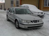 używany Saab 9-5 TID ARC XENONY SKÓRA ALU