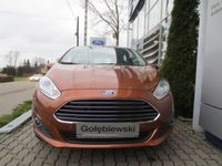 używany Ford Fiesta Mk7 (2008-) 1.0 2012r. ABS automatyczna klima.