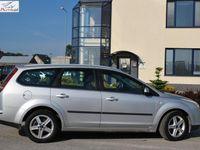 używany Ford Focus Mk2 (2004-) 1.8 2006r. ABS automatyczna klima.