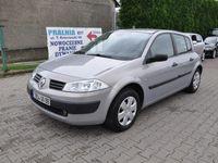 używany Renault Mégane 1.5dm 85KM 2003r. 187 000km