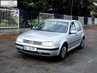 używany VW Golf IV (1997-2003) 1.4 2001r. ABS automatyczna klima.