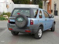 używany Land Rover Freelander 2dm 97KM 2000r. 199 000km