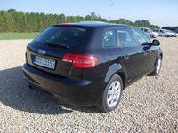 używany Audi A3 II (8P) 1.9TDI 105KM Sportback,szklany dach,LED,skóra