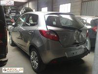 używany Mazda 2 1.4dm 68KM 2008r. 47 000km