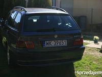 używany BMW 320 SERIA 3 IV (E46) D 2003 Touring Zadbany