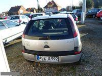 używany Opel Corsa 1.7dm 75KM 2002r. 178 000km