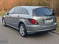 używany Mercedes R350 3dm 211KM 2009r. 180 000km