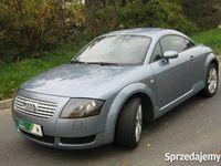 używany Audi TT I (8N) Zarejestrowany --- 191 KM