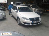 używany VW Passat 1.9dm 105KM 2007r. 157 000km
