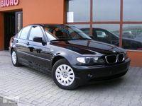używany BMW 318 SERIA 3 IV (E46)INSTALACJA GAZOWA, KLIMATYZACJA