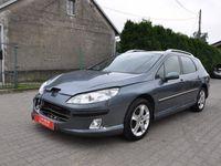 używany Peugeot 407 SW 2.2dm 136KM 2006r. 251 000km