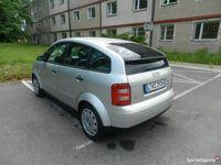używany Audi A2 1.4dm 75KM 2000r. 175 000km
