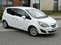 używany Opel Meriva 1.2dm 95KM 2010r. 219 700km