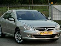 używany Peugeot 607 2.2dm 136KM 2005r. 136 000km