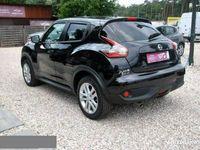 używany Nissan Juke 1.5dm 110KM 2016r. 139 000km