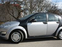 używany Smart ForFour 1.3dm 95KM 2005r. 166 000km
