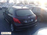 używany Peugeot 207 1.6dm 110KM 2007r. 78 000km