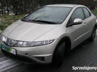 używany Honda Civic VIII Zarejestrowany