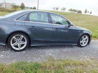 używany Audi A4 IV (B8) 100%bezwypadku=zadbana=gwarancja przebiegu=opłacon