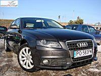 używany Audi A4 SALON POLSKA * 1 WLASCICIEL