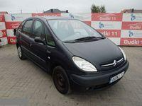 używany Citroën Xsara Picasso 1.8dm 115KM 2001r. 205 000km