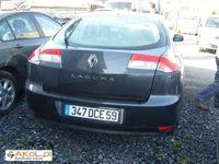 używany Renault Laguna 1.5dm 110KM 2008r. 69 000km