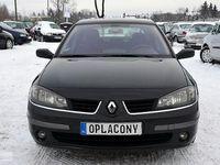 używany Renault Laguna II 2,0 Gaz Sekwencja Klimatr Navi GWARANCJA