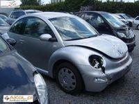 używany VW Beetle New2dm 115KM 2001r. 127 000km