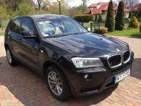 używany BMW X3 II (F25) XDrive20d