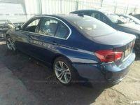 używany BMW 340 2016, 3.0L, lekko uszkodzony tył F30 (2012-)