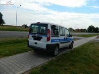 używany Fiat Doblò 1.9dm 105KM 2008r. 72 000km