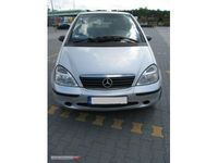 używany Mercedes A170 Klasa A W168CDI L Classic