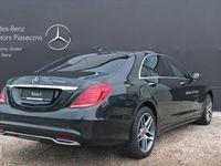używany Mercedes S350 Klasa S W222d 4MATIC L