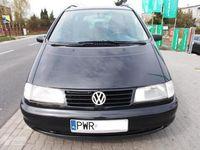 używany VW Sharan I 1.9 TDI 110 KM 7 osobowy podgrz. przednia szyba.