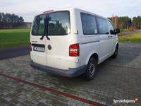 używany VW Transporter T5 2.5 TDI 8 osób. 152 000 km