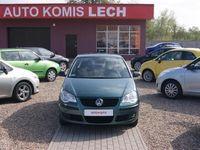 używany VW Polo IV 1.4ikat 16V Salon Polska 80 tyś.km