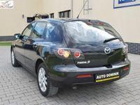 używany Mazda 3 1.6 2007r. ABS automatyczna klima.