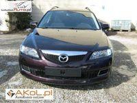 używany Mazda 6 2dm 143KM 2007r. 103 700km