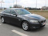używany BMW 520 2dm3 184KM 2012r. 182 000km f10 idealna gwarancja fv23%vat